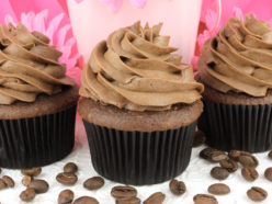 The Best Mocha Whipped Cream Frosting