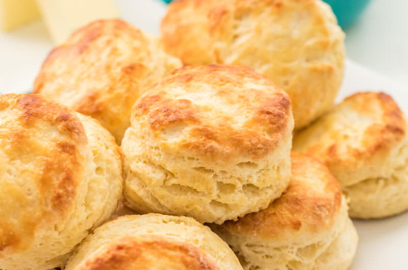 Buttermilk Biscuits Two Sisters