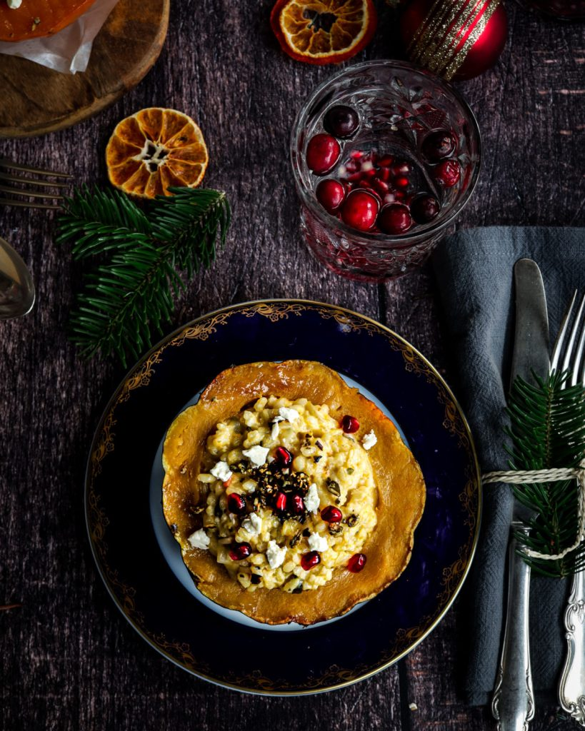 christmas dinner recipes, holiday recipes , vegetarian main course recipes