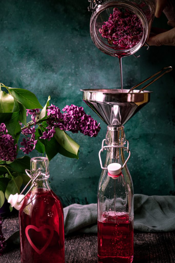 lilac simple syrup recipe