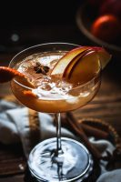 holiday drinks recipes, whiskey, apple cider , Christmas ,