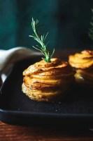 Potato recipes, yummy potato recipes, easy potato recipes, potato stacks muffin tin, potato stacks tasty , potato stacks with cream , potato stacks recipe, potato side dishes