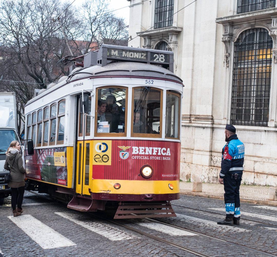 Lisbon 28 Train