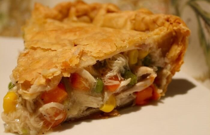 Homemade Turkey Potpie