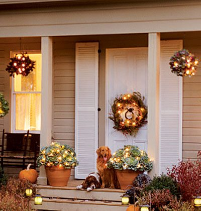 Easy Beautiful DIY Fall Front Porch Decorations