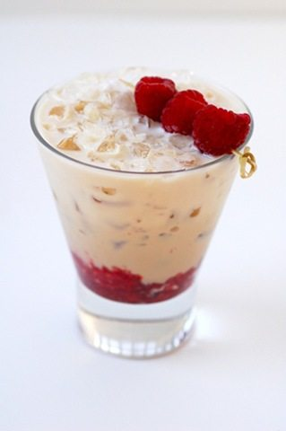 baileys cool raspberry