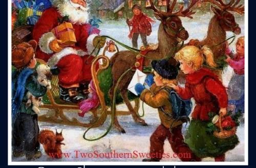 On Santa's Team