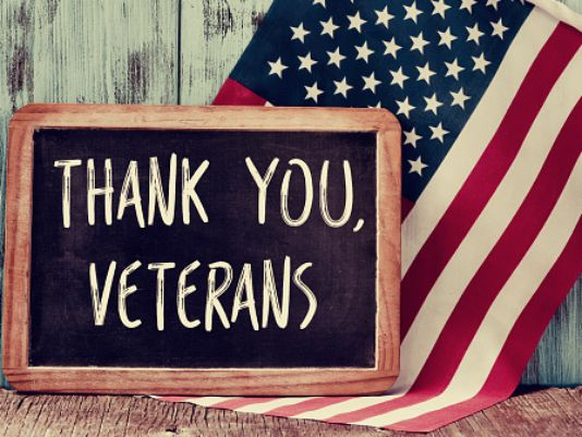 Veterans Day National Retail Deals