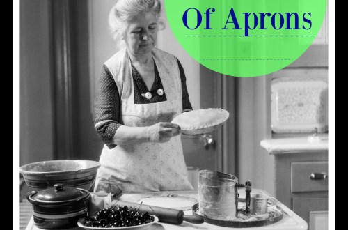 The History of Aprons