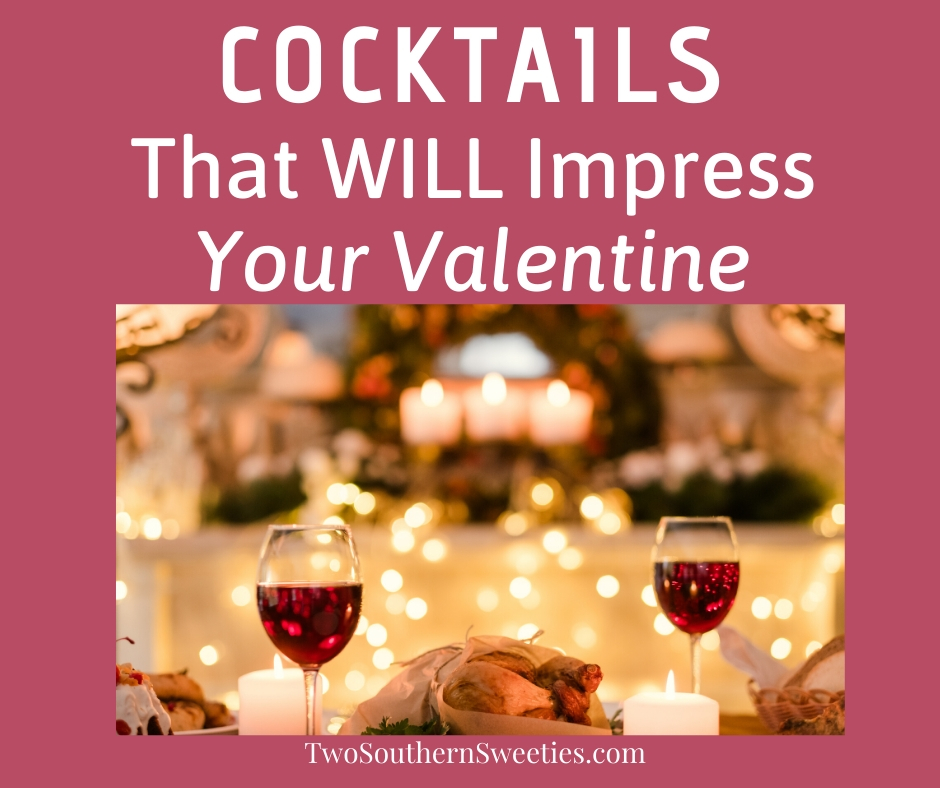Valentines Day is the one day you really want to impress your Valentine. These cocktail recipes will make sure that you do just that. This is a great Valentines Idea. #valentines