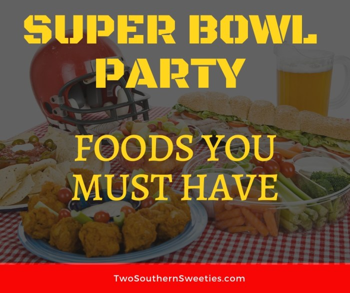 Super Bowl Party Foods You Must Have - These recipes are the ones everyone will be remembering from your Super Bowl Party. #superbowlparty #superbowlrecipes