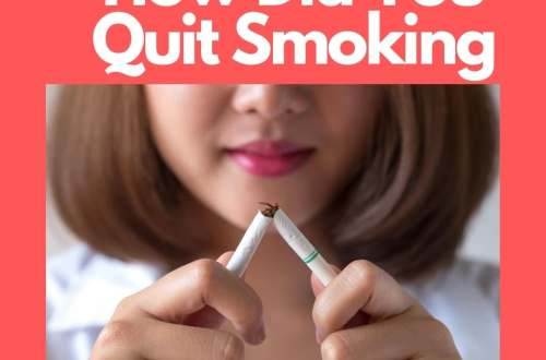 How did you quit smoking? #quitsmoking #smoking #howtoquitsmoking