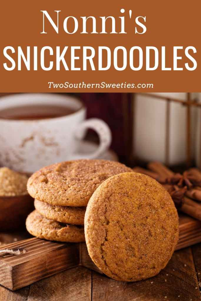 These Snickerdoodles are a combination of sugar, cinnamon and soft moist deliciousness. We make these as Christmas Cookies. #christmascookies #cookierecipe