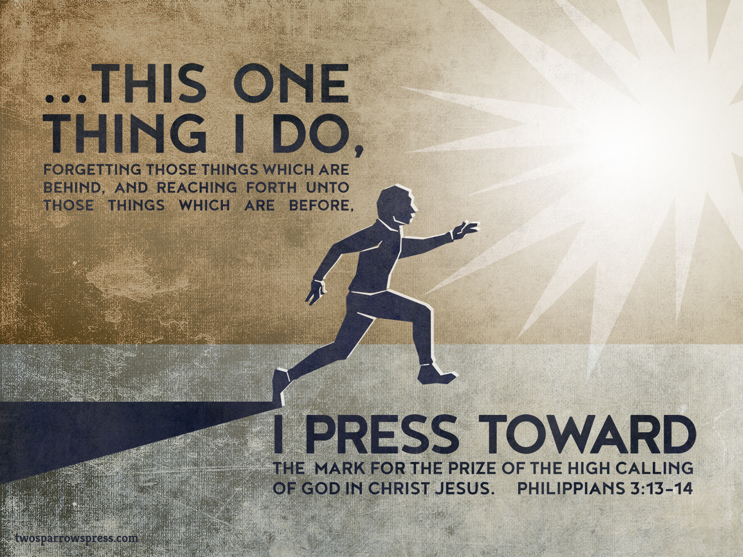 Image result for philippians 3 13-14