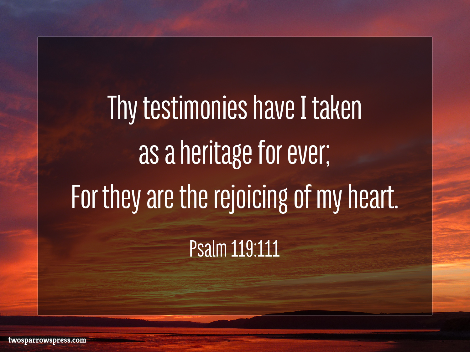 Image result for Psalm 119