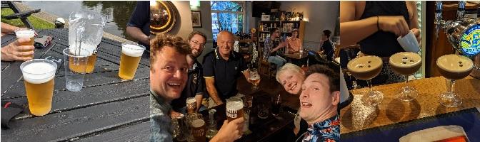 BONUS Episode – Guildford Pub Crawl