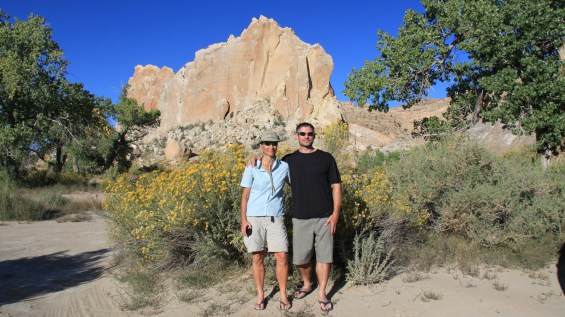 Yellow Rock - Cottonwood Canyon road - Utah