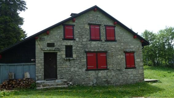 Cabane du Carroz CAS - Arzier-Le Muids - Vaud - Suisse