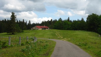 La Perroude du Vaud - Vaud - Suisse