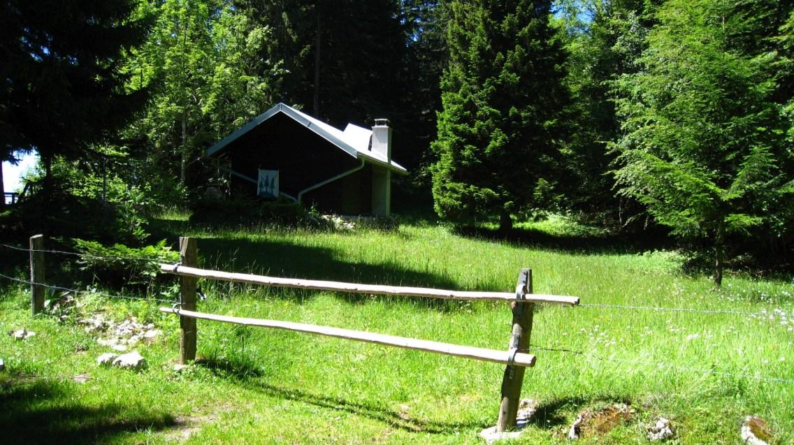 Cabane de la Combe Froide - Longirod - Vaud - Suisse