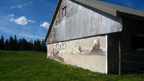 Chalet à Roch Dessus - Le Chenit - Vaud - Suisse