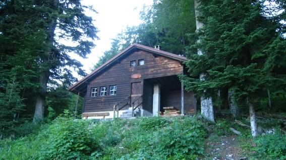 Refuge Bon Accueil - Vaud - Suisse