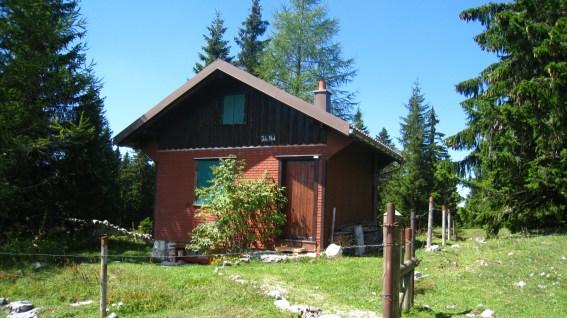 Joli Nid - Petites Chaumilles - Vaud - Suisse