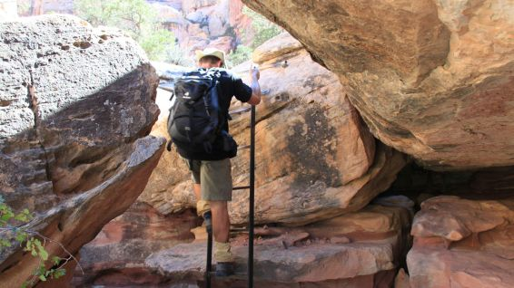 Druid Arch - Canyonlands National Park - Utah - États-Unis