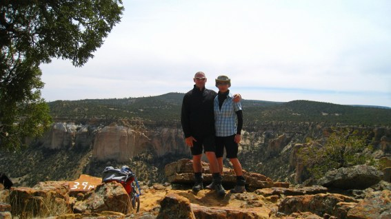 Narrow Rim Trail - El Malpais National Monument - New Mexico