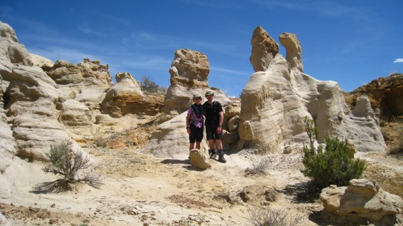 De-Na-Zin Wilderness Area - New Mexico