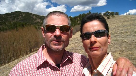 Mosca Pass - Sangre de Cristo Range - Rocky Mountains - Colorado
