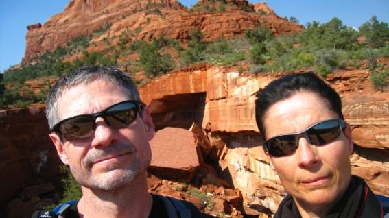 Sinkhole Devil's Kitchen - Sedona - Arizona