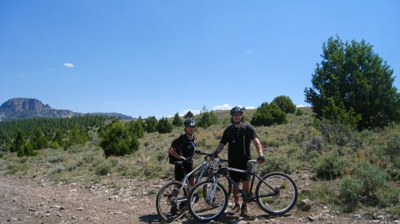 Corral Hollow Trail - Red Canyon - Dixie National Forest - Utah