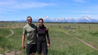 Jackson Hole Valley - Teton County - Wyoming