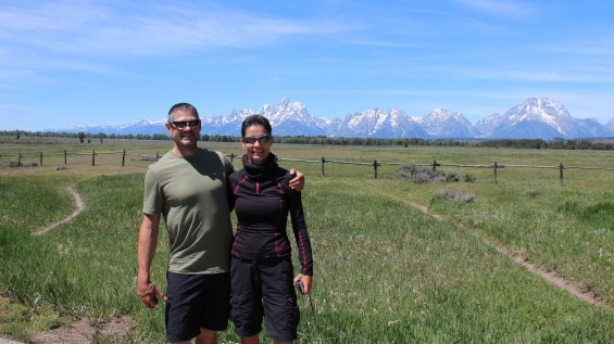 Jackson Hole Valley - Teton County - Wyoming