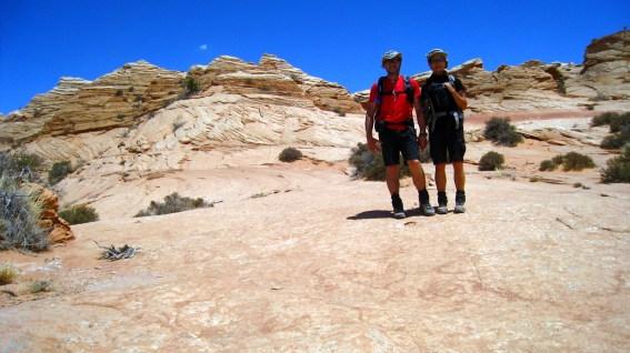 Edmaier's Secret - Vermilon Cliffs National Monument - Utah