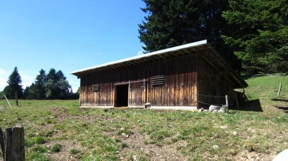 Abri au Pré d'en Haut - Vaud - Suisse