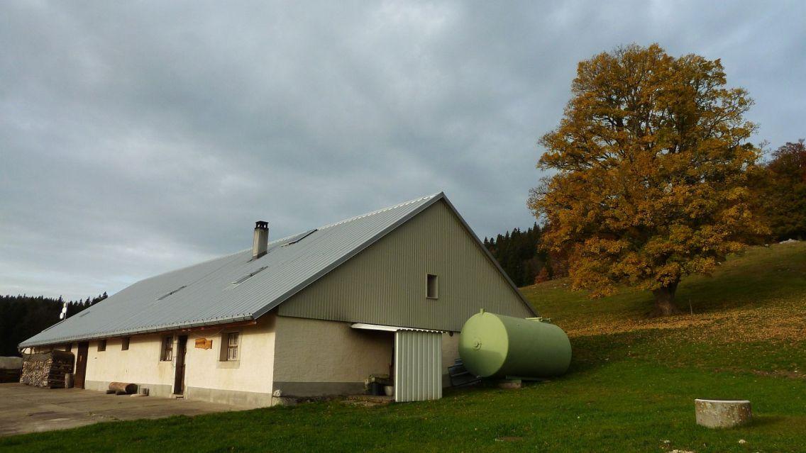 Pré Anselme - Vaud - Suisse