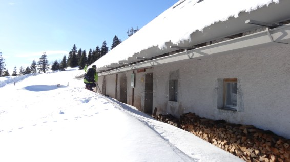 Chalet de la Barillette - Vaud - Suisse
