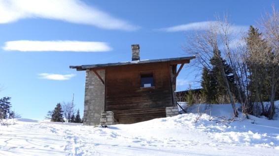 Cabane près du Restaurant de la Barilette - Gingins - Vaud - Suisse