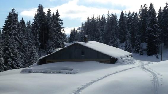 La Perroude de Marchissy - Vaud - Suisse