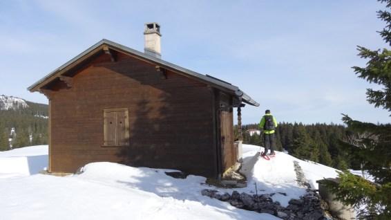 Chalet privé dans le Pré de Ballens - Vaud - Suisse