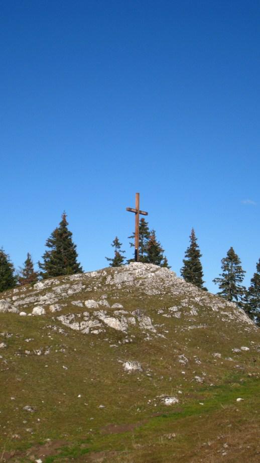 Le Crêt de la Neuve - Jura - Vaud