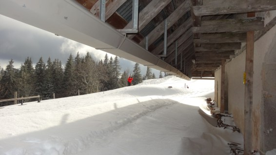 Chalet de la Barillette – Vaud – Suisse