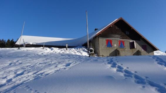 Combe Grasse - Saint-Cergue - Vaud - Suisse