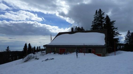 Cabane du Cunay (CAS) - Vaud - Suisse