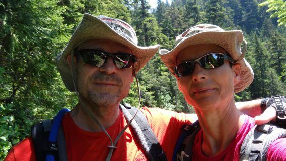 Denman Falls - Mount Rainier National Park - Washington