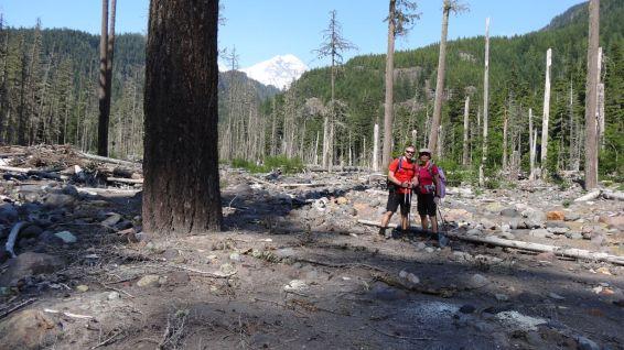 Tahoma Creek - Mount Rainier National Monument - Washington