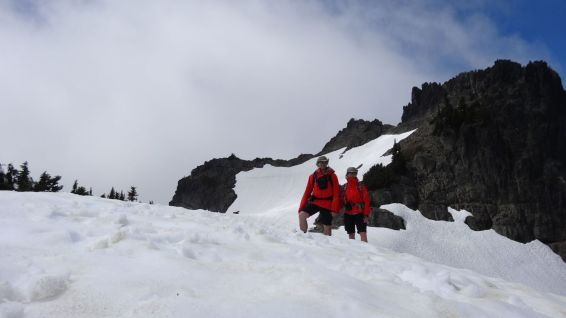 Pinaccle Peak - Mount Rainier National Park - Washington