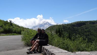 Donnybrook - Mount St Helens National Volcanic Monument - Washington